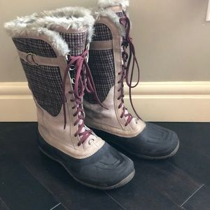 North Face winter boots women's 9.5